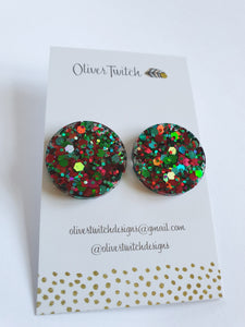 Maxi Studs - Toffee Apple