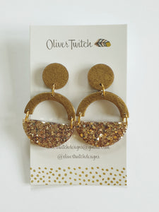 Like A Lady Dangles - Gold