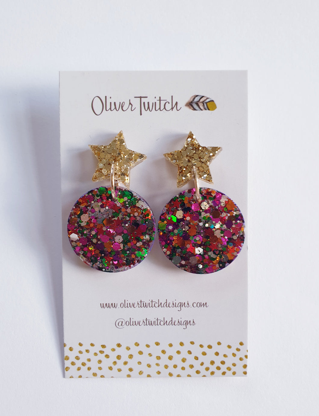 Ear Baubles - Christmas Mix