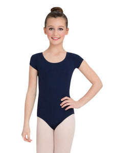 Short Sleeve Leotard