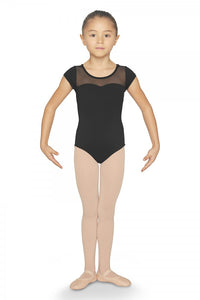 Tully Mesh Back Leotard