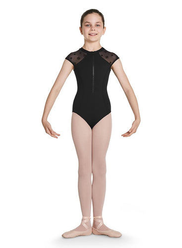 Petrina Zip Front Leotard