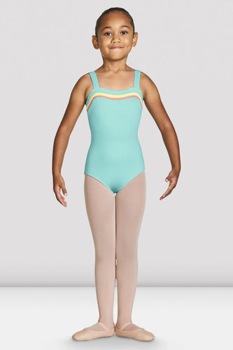 Teagan Wide Strap Leotard