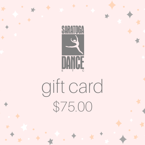 $75.00 Gift Card