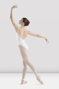 Sissone Low Back Leotard