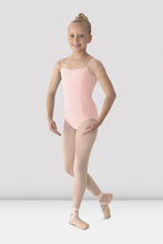 Load image into Gallery viewer, Princess Seamed Camisole Leotard