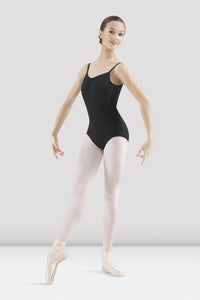 Pinch Seam Camisole Leotard