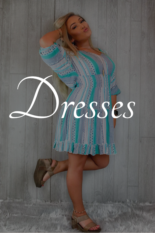 Dresses: The Blissed Boutique