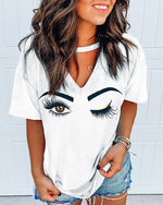Brown eyed girl top