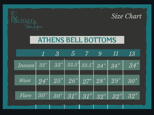 Kan can size chart