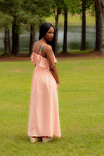 Makin' Me Blush Maxi