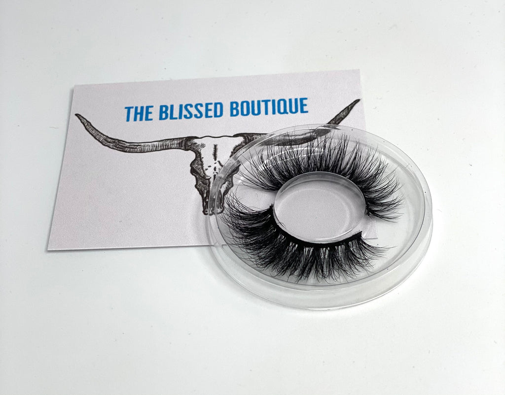 Flirtatious Luxury Mink Lashes