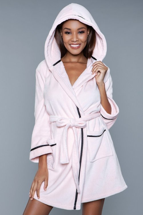 Ultra soft robe