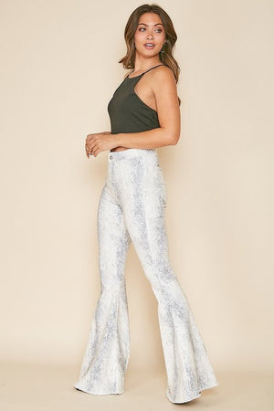 print bell bottoms