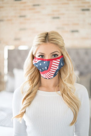 American cotton mask