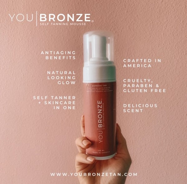 You Bronze - Self Tanner