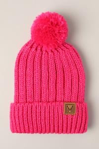Sherpa Lined Beanie