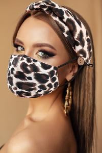 Headband & mask set