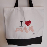 I Love BSL Tote Bag - Love Harry X