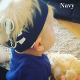 hearinghenry Headband - Under 6 years - Multiple Colours Available - Love Harry X
