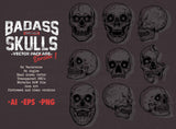 Skulls Version 1 FOR SALE