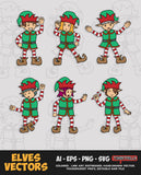 Christmas Elves Version 1 FOR SALE