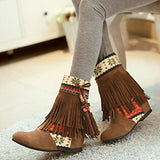 National Style Women Boots