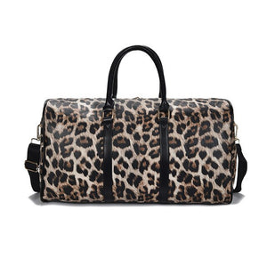 Women's Travel Leopard Handbag