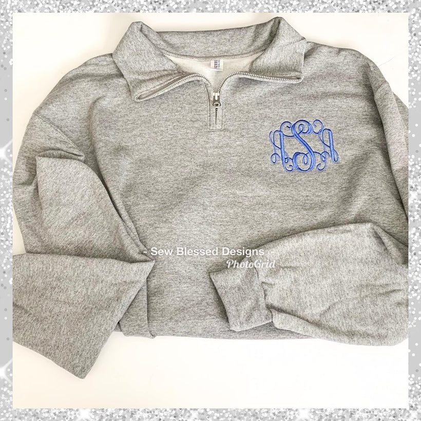 Monogram Sweatshirts