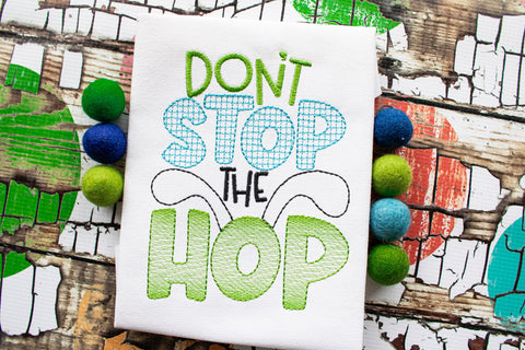 Dont Stop The Hop