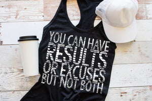 You can Have results