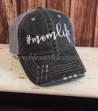 Load image into Gallery viewer, Momlife hat