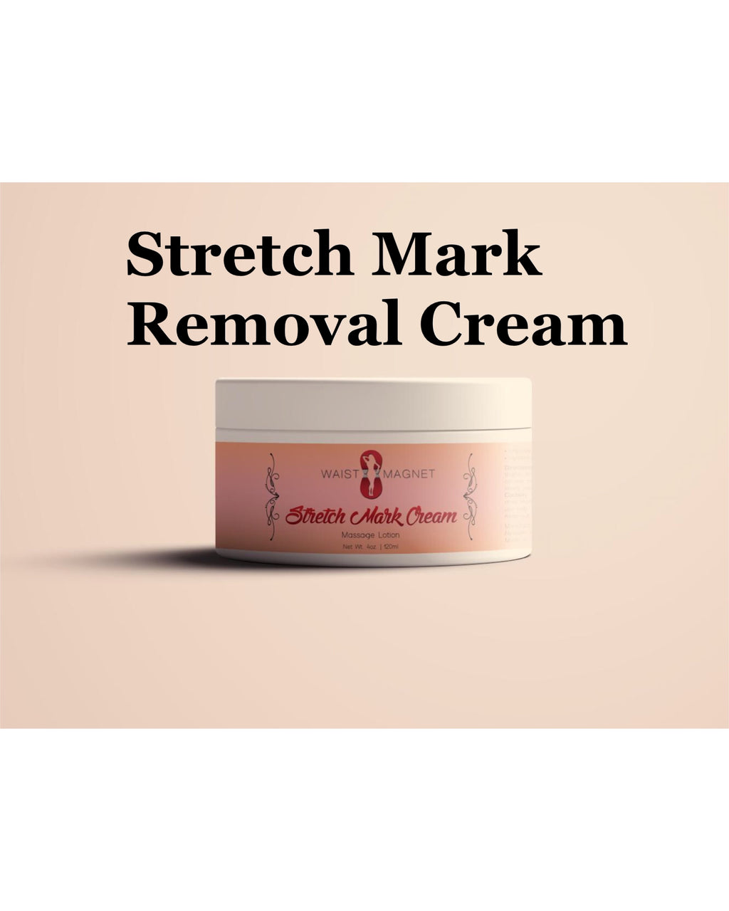 Stretch Mark Removal Cream