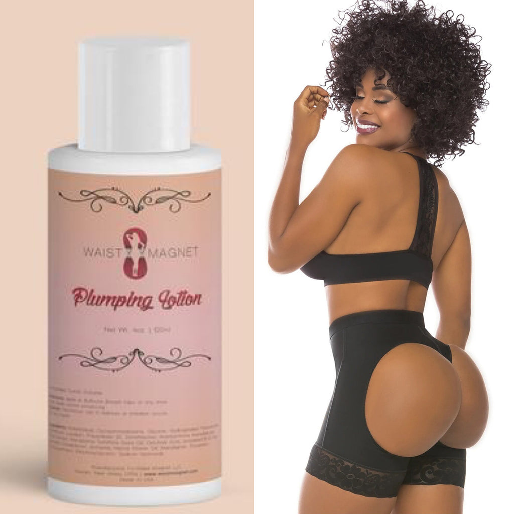 Butt Plumping Kit Black