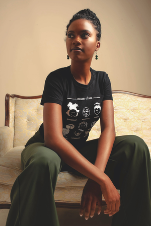 Master Class (Artists): Ladies Fitted Tee