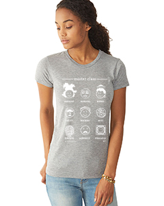 SALE  Master Class (Artists): Ladies Fitted Tee