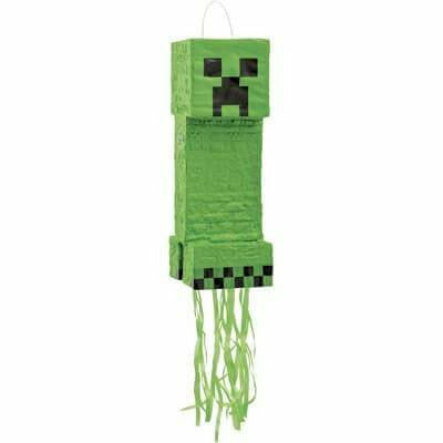 Creeper Minecraft Piñata