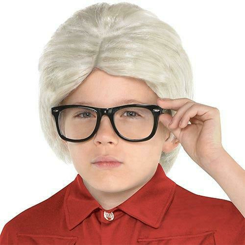 100th Day of School Grandpa Wig