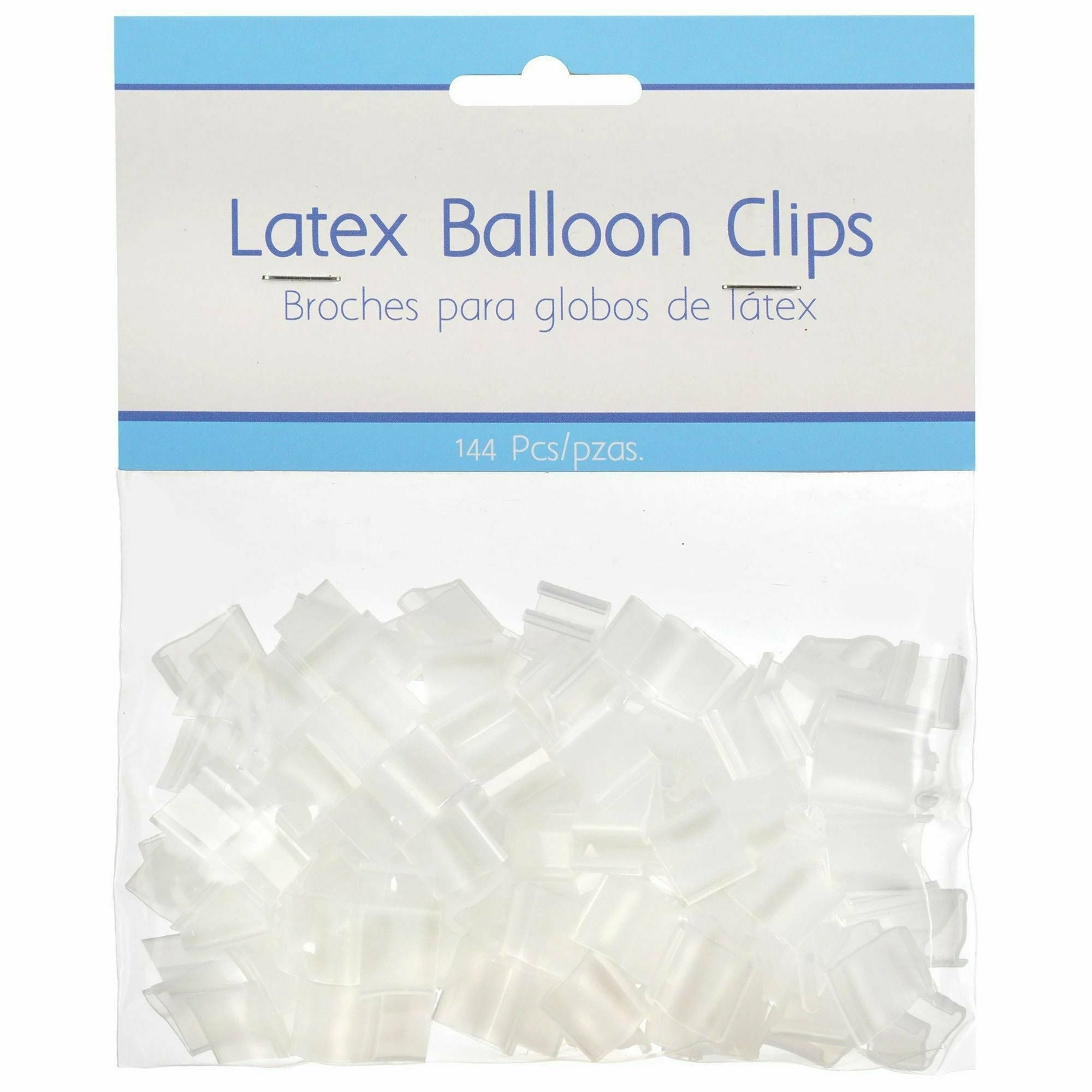 Latex Balloon Clips 144ct