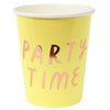 Typographic Cups