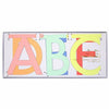 Multicolor Letter Garland Kit