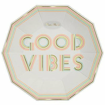 Good Vibes Plates (large)