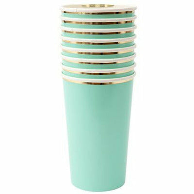 Mint Highball Cups