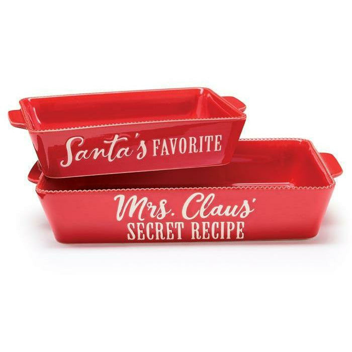 BAKING SPIRITS BRIGHT CHRISTMAS BAKEWARE Small