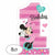 1st Birthday Minnie Mouse Invitations 8ct