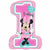 "506 Minnie Mouse 1st Birthday Jumbo 28"" Mylar Balloon"