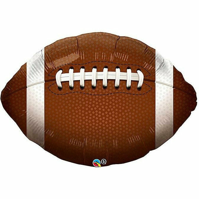 "36"" PACKAGED FOOTBALL SHAPE"