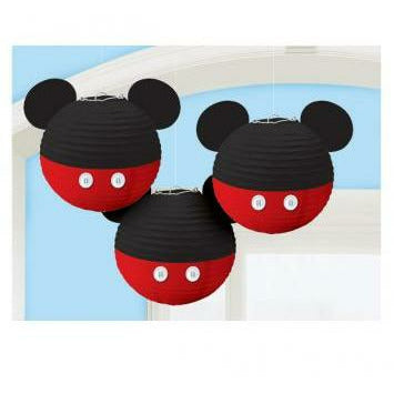 Mickey Mouse Forever Paper Lanterns