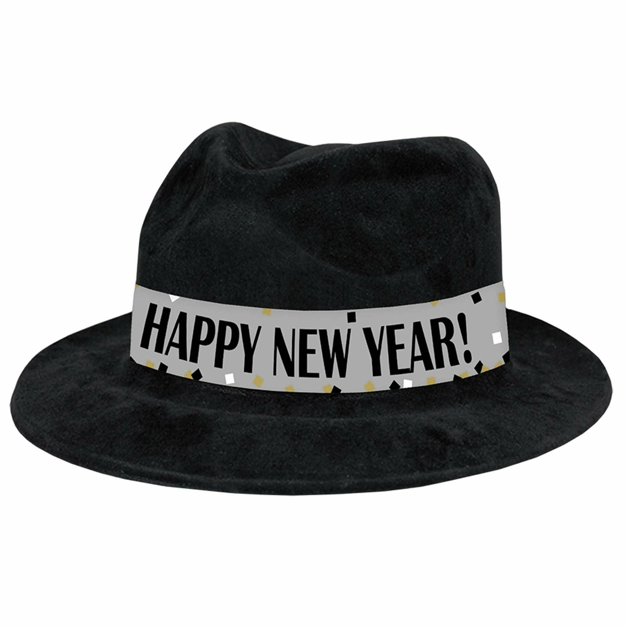 Happy New Year Fedora