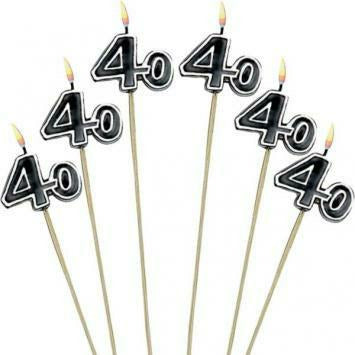 OH NO 40 STICK CANDLE